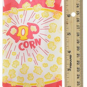 30ml Popcorn Bag, Burst Design, 1000 per Case