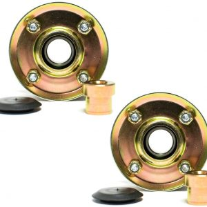 2PK Genuine OEM Toro Pulley Assembly 131-4529 for 30″ Deck Mower Also Replaces 131-4509, 125-2532